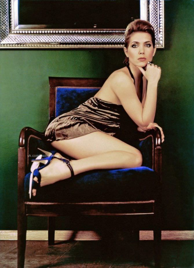 Екатерина Климова фото для журнала Максим