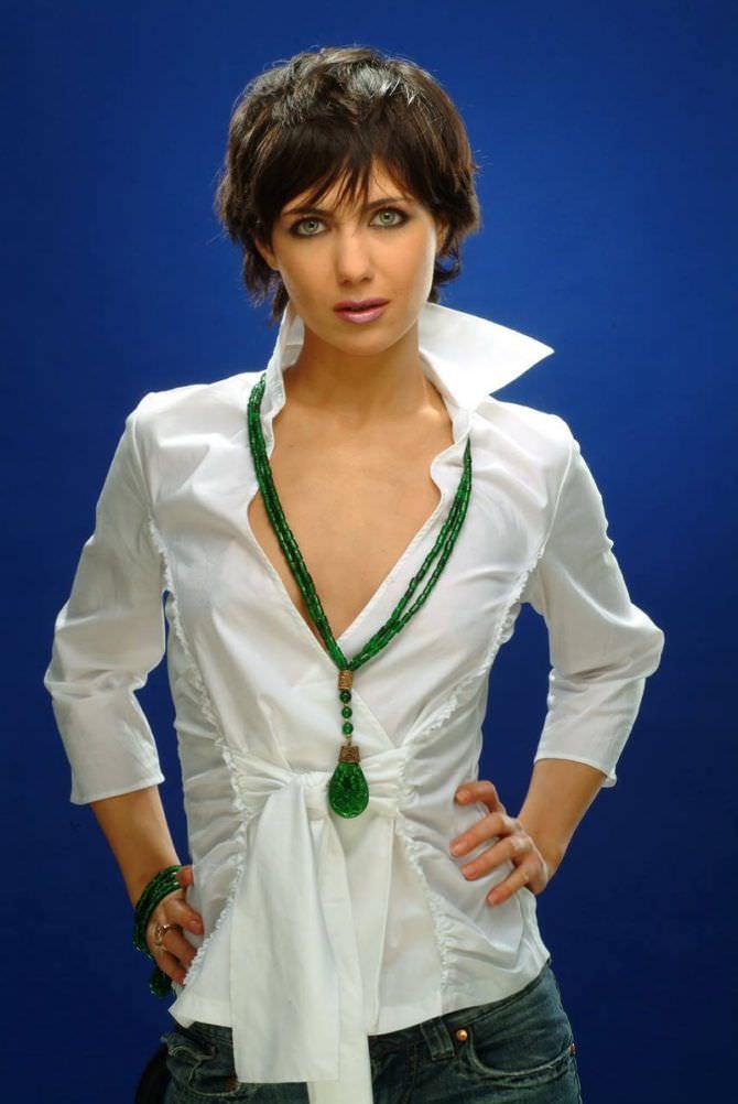 Екатерина Климова фото в рубашке