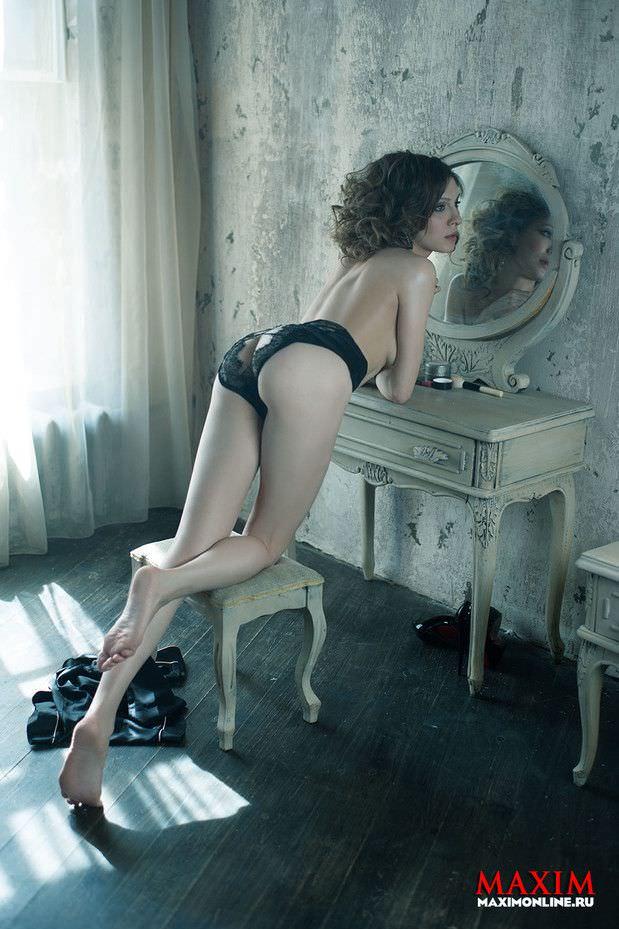 Елена Подкаменская фото в журнале