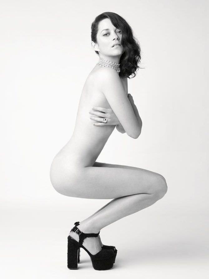 Марион Котийяр фото обнажённой