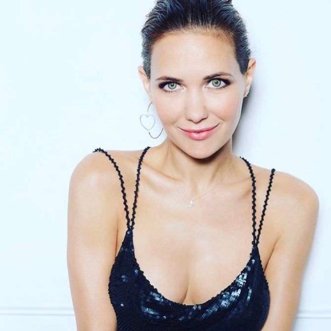 Екатерина Климова фото в блестящем платье