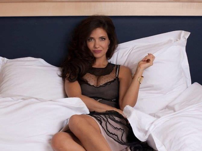 Екатерина Климова фото на кровати