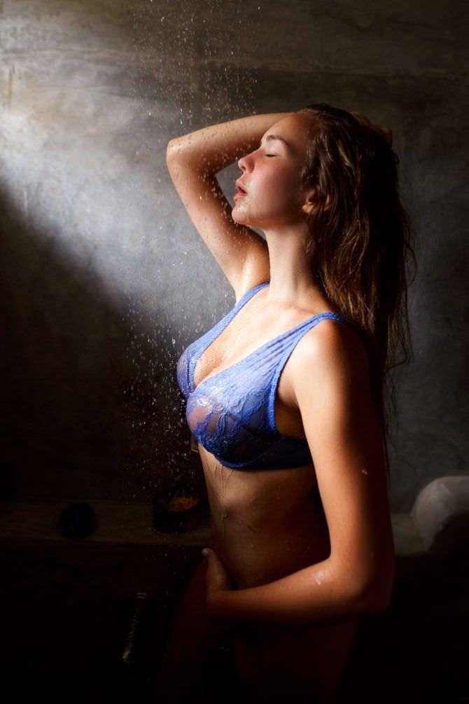 Маша Маева фото с рызгами