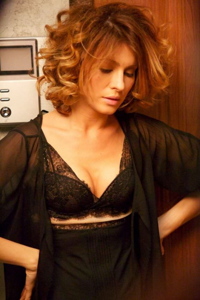 Елена Подкаменская фото в белье