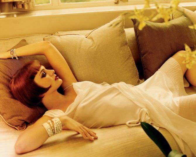 Натали Портман фото в стиле ретро