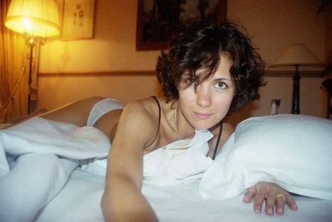 Екатерина Климова фото в молодости в белье
