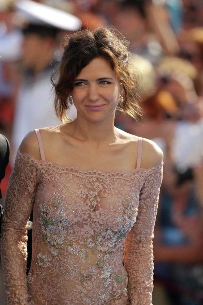 Екатерина Климова фото в прозрачном платье