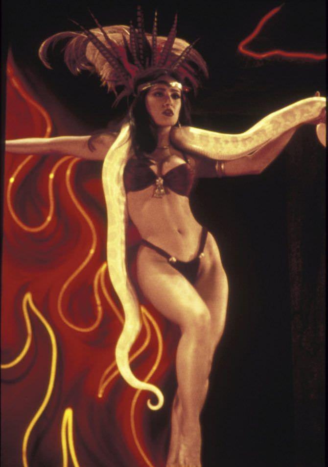 Сальма Хайек кадр с танцем