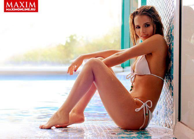Любовь Аксенова фотография для журнала