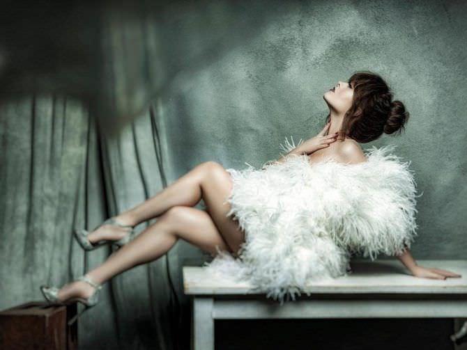 Мария Кравченко фотография в журнале 2018