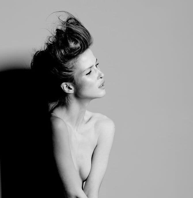 Лукерья Ильяшенко обнажённое фото