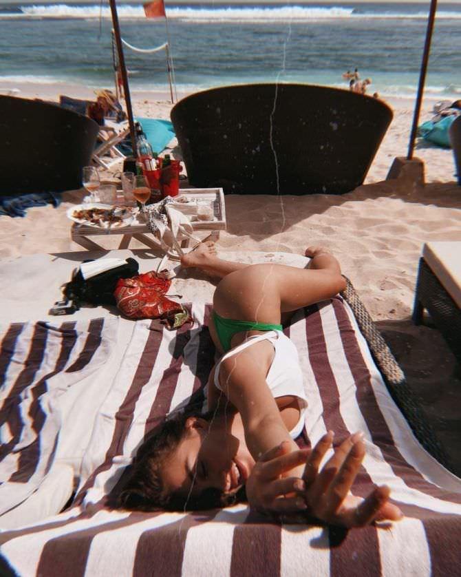 Юлия Франц фотография в инстаграм