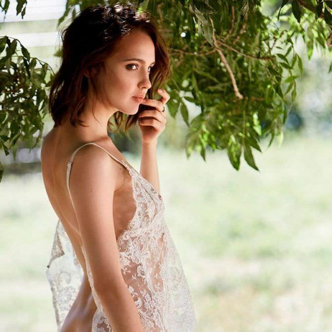 Юлия Хлынина фотосессия в журнале