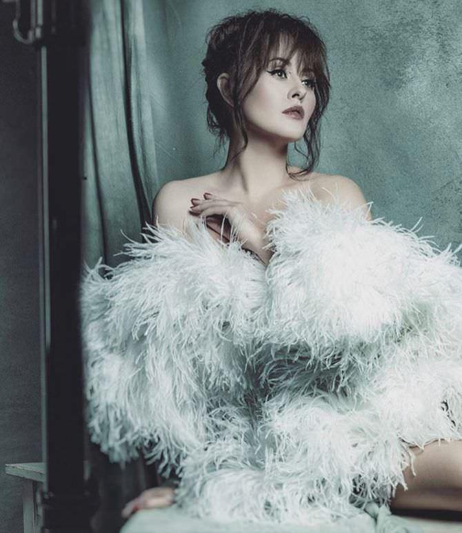 Мария Кравченко фото из журнала 2018