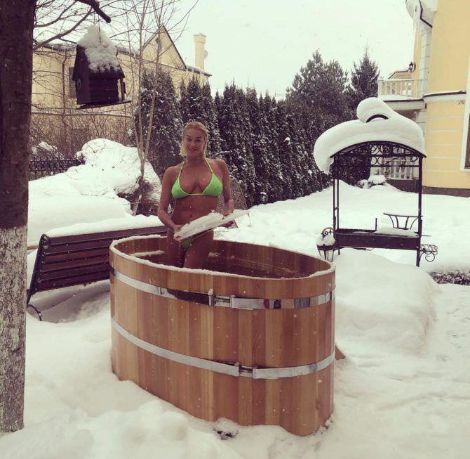 Анастасия Волочкова фото в инстаграме
