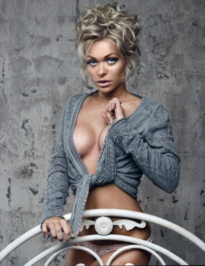 Анна Хилькевич фотография для журнала