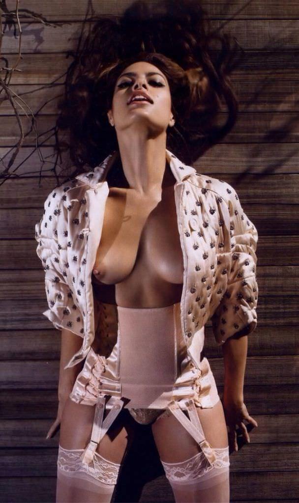 Ева Мендес красивое фото