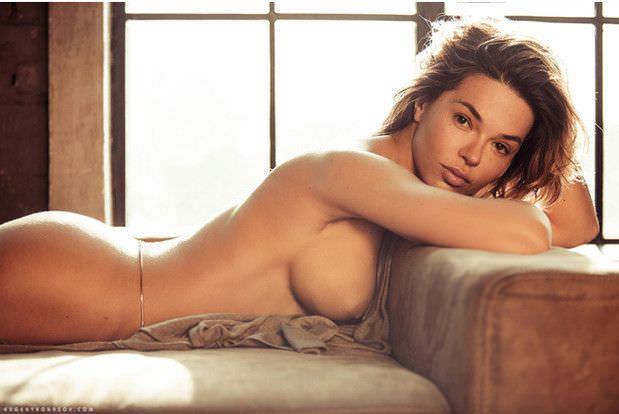 Карина Зверева обнажённое фото