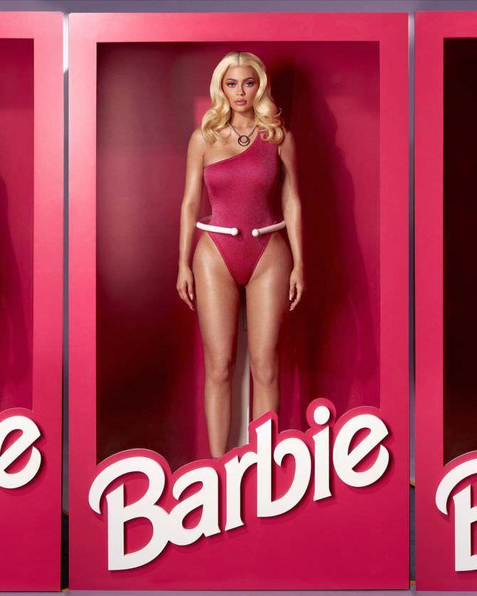 Кайли Дженнер фото Барби