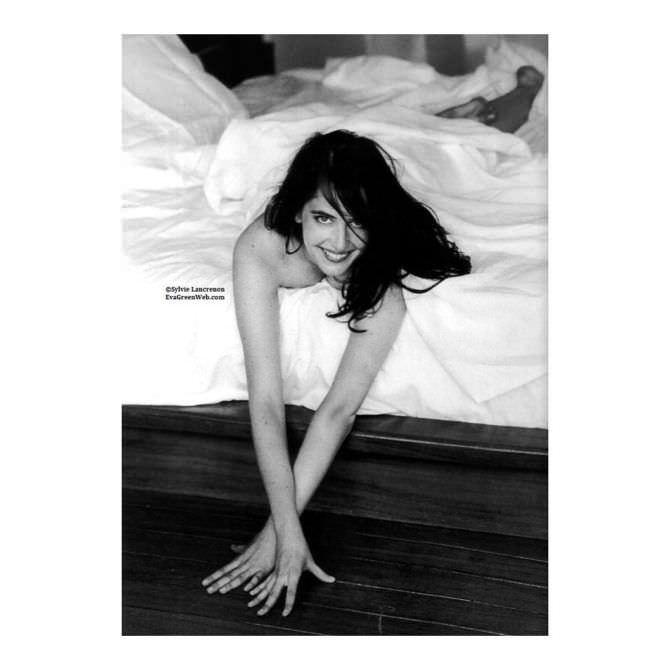 Ева Грин фотография из инстаграм