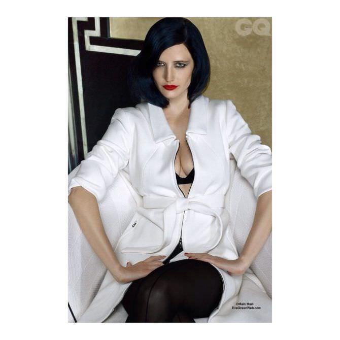 Ева Грин фото в инстаграме