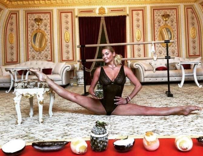 Анастасия Волочкова в доме