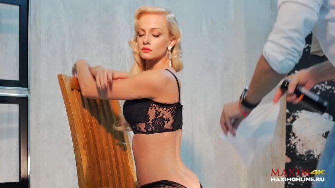 Полина Максимова фотосессия в Максим