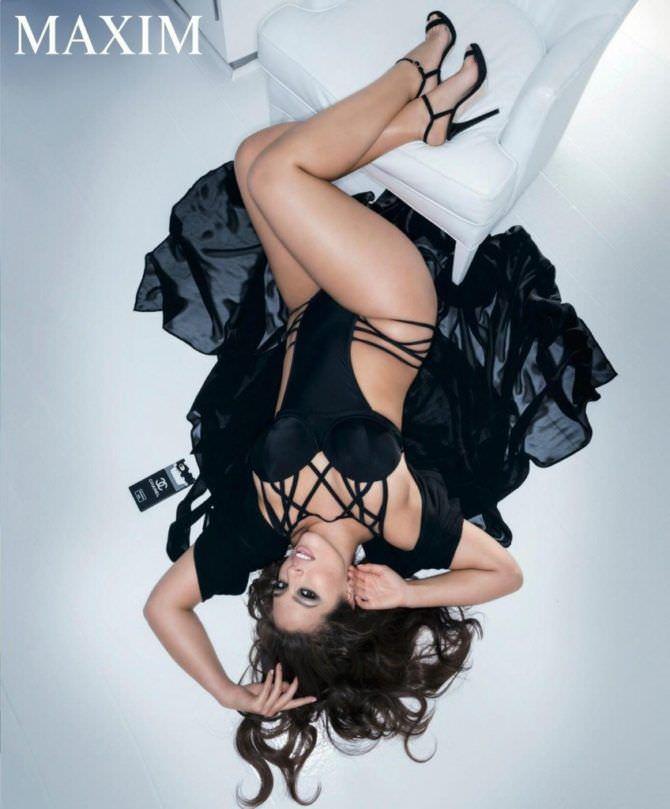 Эшли Грэм фото для журнала