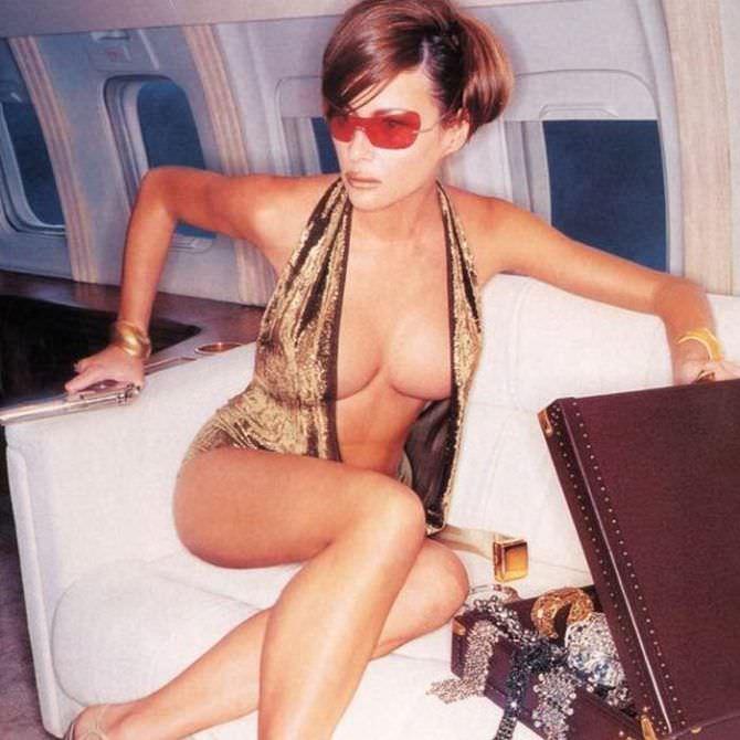 Меланья Трамп фото в молодости