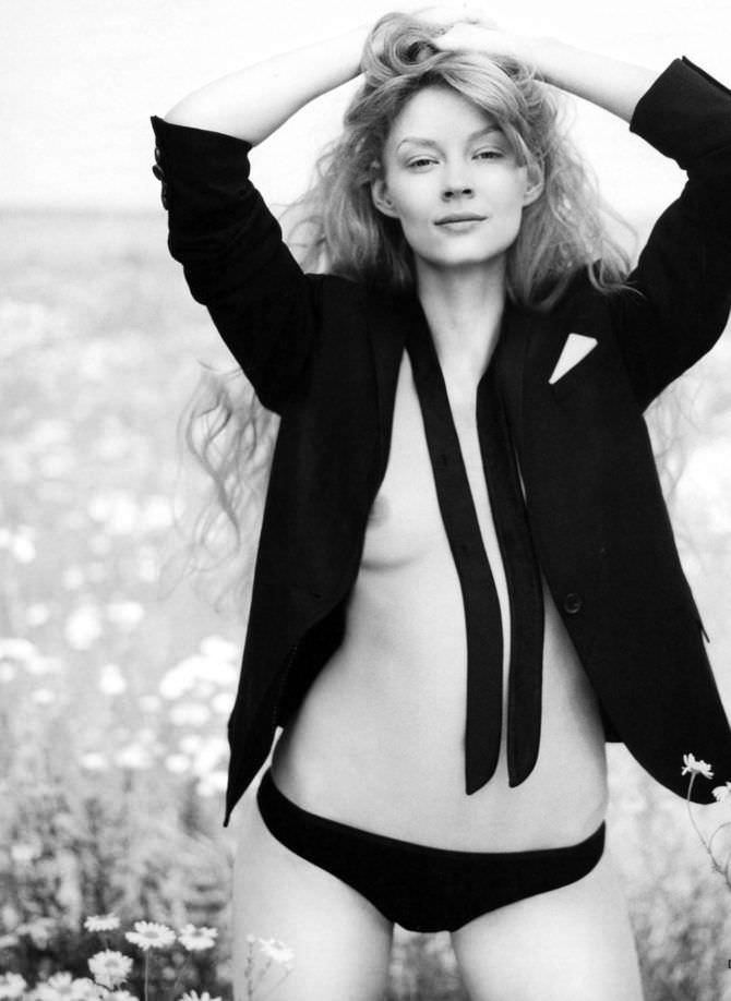 Светлана Ходченкова фото в пиджаке
