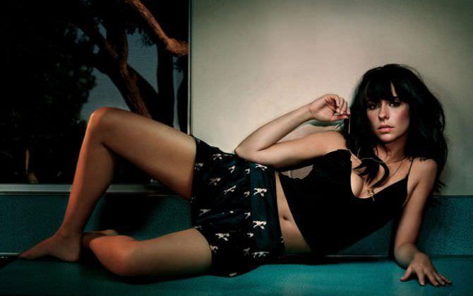 Дженнифер Лав Хьюитт фото в пижаме