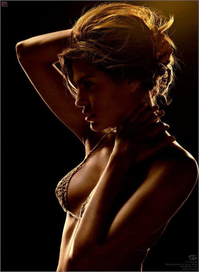 Ева Мендес фото в купальнике