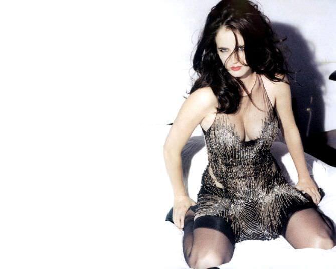 Ева Грин фото для журнала