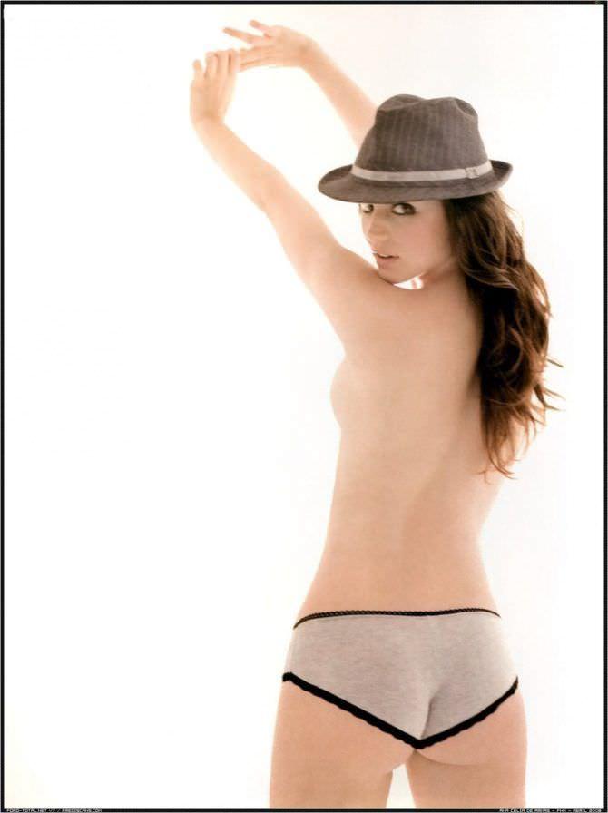 Ана де Армас фото в шляпе