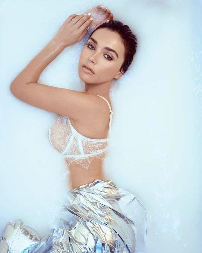 Ольга Серябкина фото в ванне