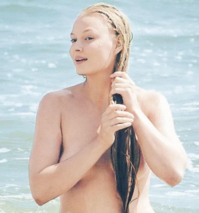 Светлана Ходченкова фото в молодости