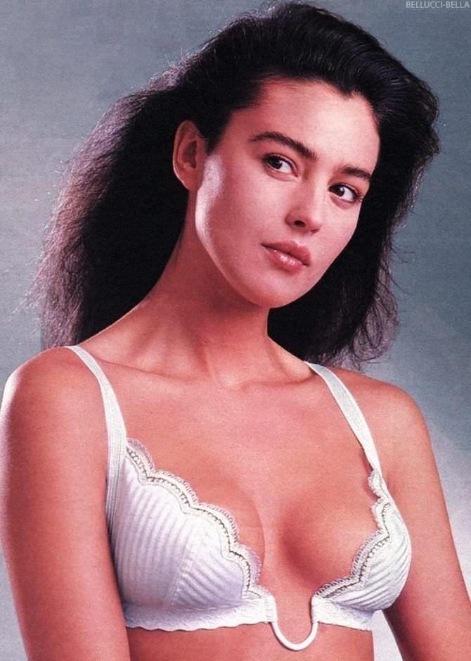 Моника Беллуччи фото в молодости