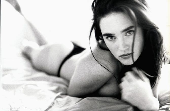 Дженнифер Коннелли фото топлесс