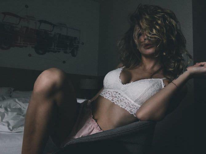 Анастасия Ивлеева фото в пижаме