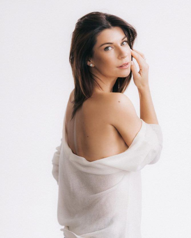 Екатерина Волкова фото из журнала