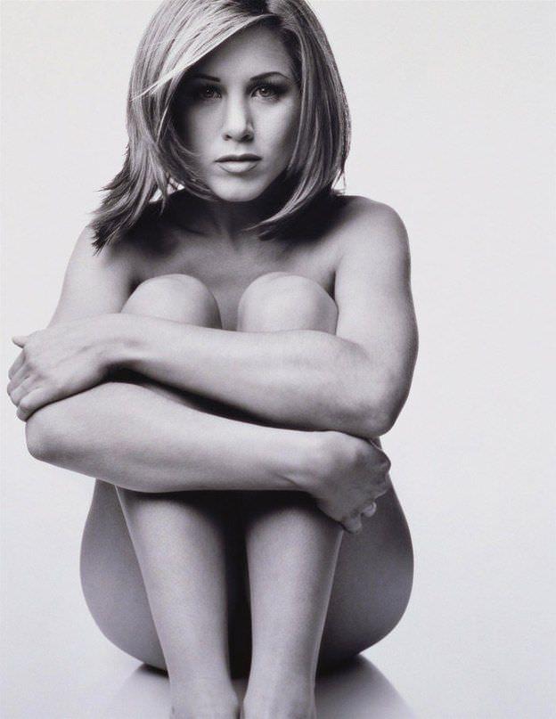 Дженнифер Энистон обнажённое фото