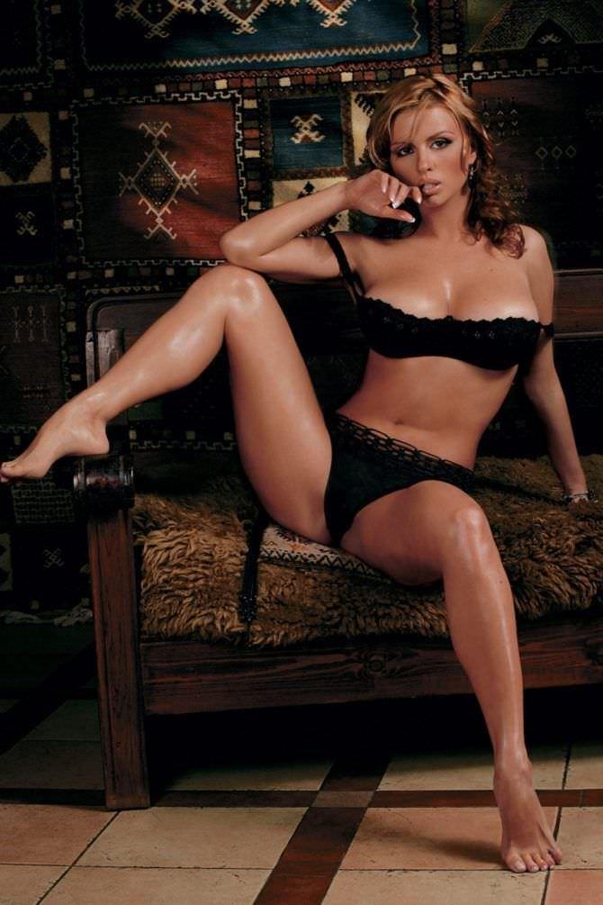 Анна Семенович фото для журнала