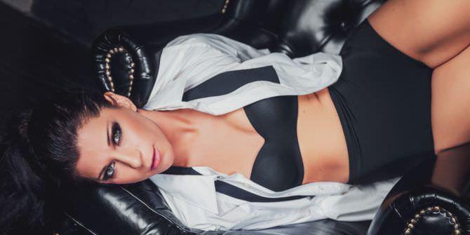 Екатерина Волкова фотосессия в журнале