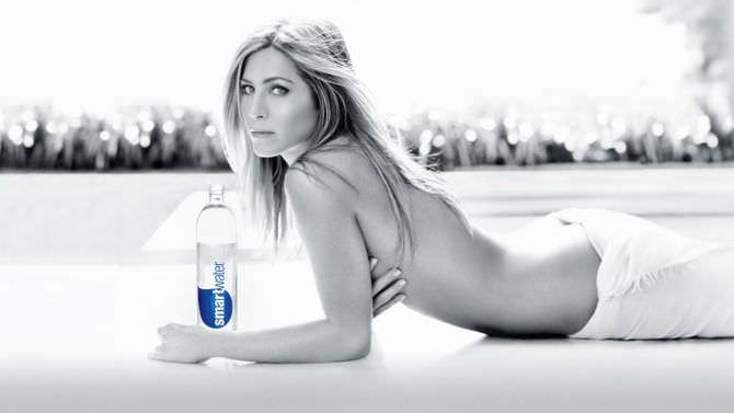 Дженнифер Энистон фото из рекламы