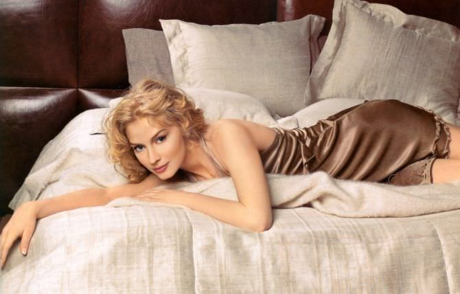 Светлана Ходченкова фото на постели