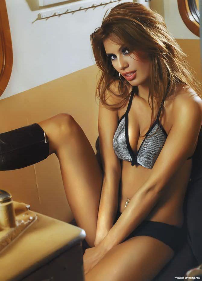 Виктория Боня фотография в белье