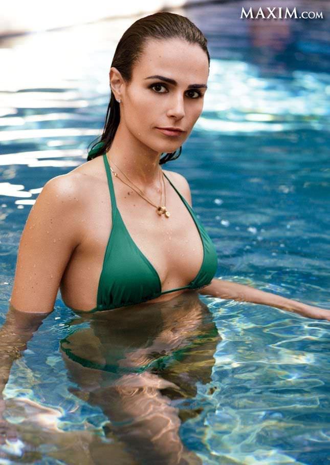 Джордана Брюстер фото в воде