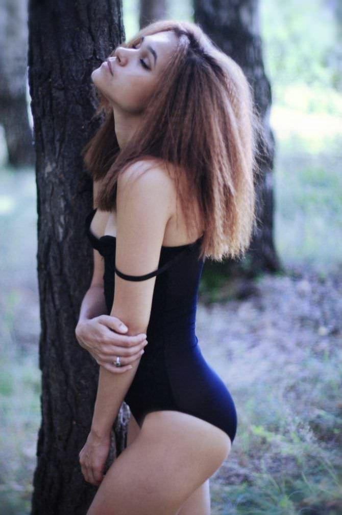 Ирина Смелая фото в лесу