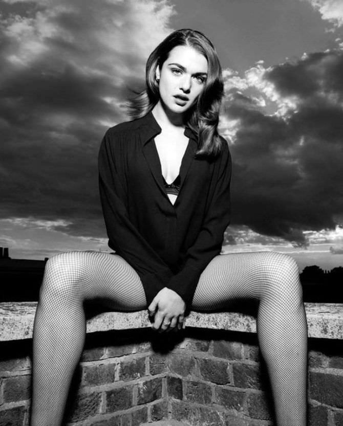 Рэйчел Вайс фото из журнала