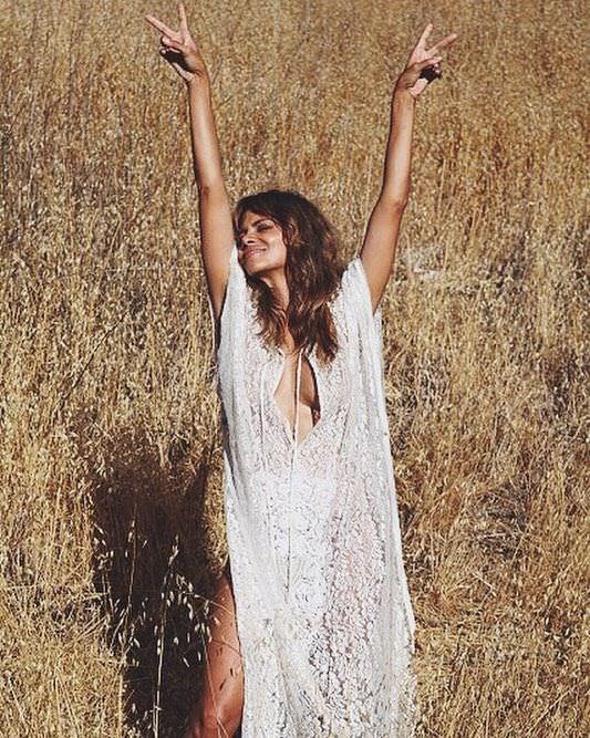 Холли Берри фотография в инстаграм